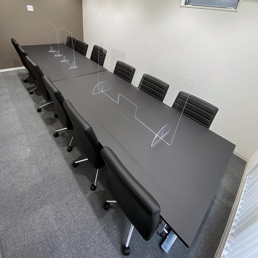 枚方のファイナンシャルプランナー ブレインサポートのミーティングルーム